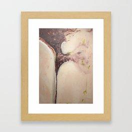 Rupture Framed Art Print