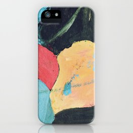 Abstract C4 iPhone Case