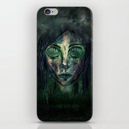 Zustand iPhone Skin