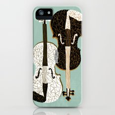 Two Violins iPhone (5, 5s) Slim Case