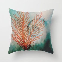 Gifts from the Sea Throw Pillow