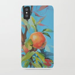 Apple on a tree iPhone Case
