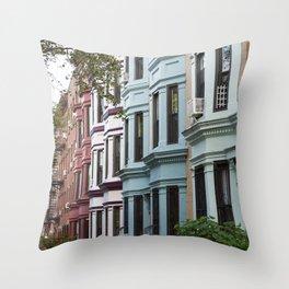 Carroll Gardens Throw Pillow