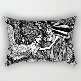 Cacophony Rectangular Pillow