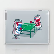 Beer Pong Laptop & iPad Skin