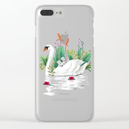 Bond Clear iPhone Case