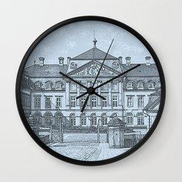 Castle Dream  Wall Clock