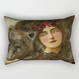 A Tale of Tales Rectangular Pillow