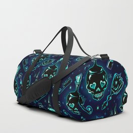 Elements of a Noir Boudoir Duffle Bag
