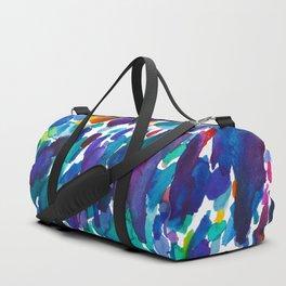 watercolor color study vol 1 Duffle Bag