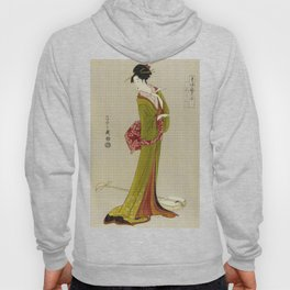 Itsutomi - Vintage Japanese Woodblock Hoody