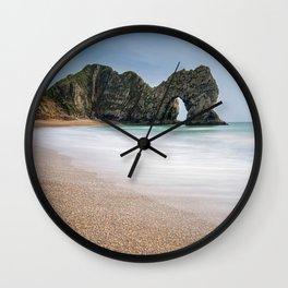 Durdle Door II Wall Clock