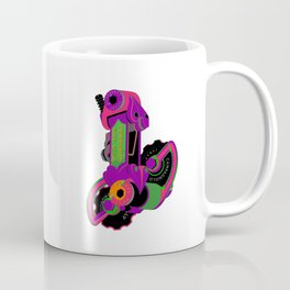 The World's Most Famous 70's Derailleur, One Cool Cat Coffee Mug
