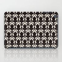 221b iPad Cases featuring 221B by Jessica Cushen