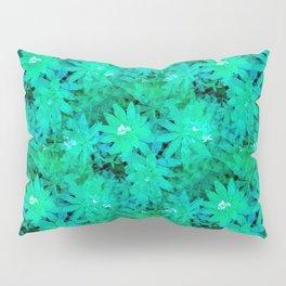 Woodruff in Blue & Green - IA Pillow Sham