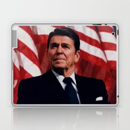 President Ronald Reagan Laptop & iPad Skin