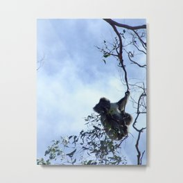 Hang Time Metal Print