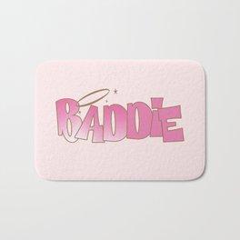Pink Baddie Bath Mat