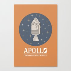 Apollo V1 Canvas Print
