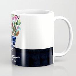 Flowers in a Vase 2 Coffee Mug
