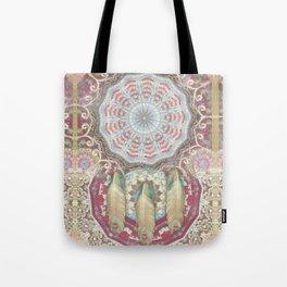 Dreamcatcher Mandala Tote Bag