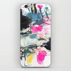 Luana searches her bag iPhone & iPod Skin