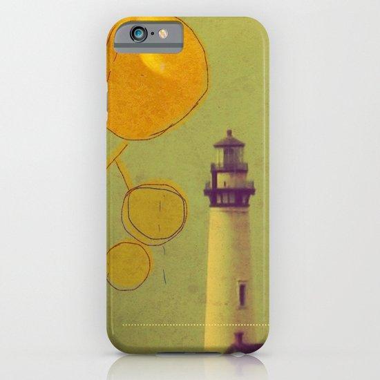 raindrops iPhone & iPod Case