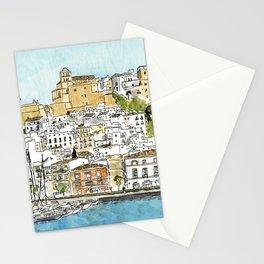 Dalt Vila, Ibiza Stationery Cards