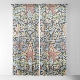 Art work of William Morris 6 Sheer Curtain