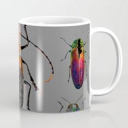 NATURE LOVERS BEETLE BUG COLLECTION ART Coffee Mug