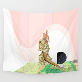 organic structur disaster 2 Wall Tapestry