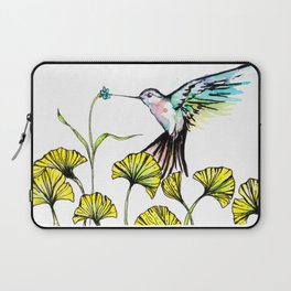 Be Still Wings, So I Can Always Remember You This Way Laptop Sleeve