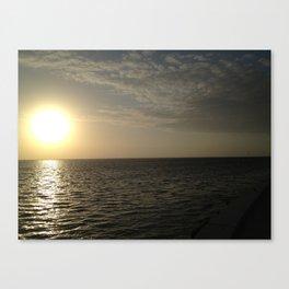 Good Morning World.  Canvas Print