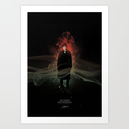 The Shadow over Innsmouth Art Print
