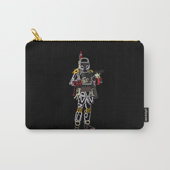 Boba Font Carry-All Pouch