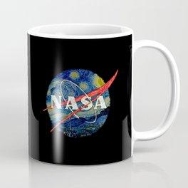 Starry Nasa Coffee Mug