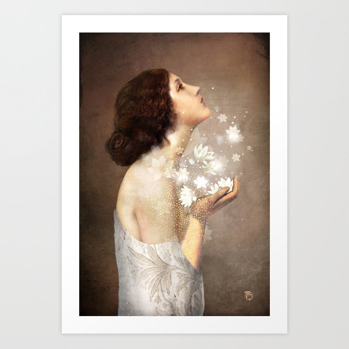 Discover the motif WISH by Christian Schloe as a print at TOPPOSTER