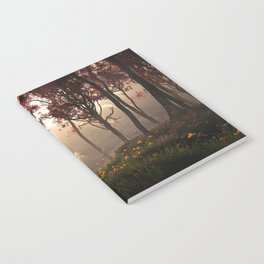 Skygate (Autumn) Notebook