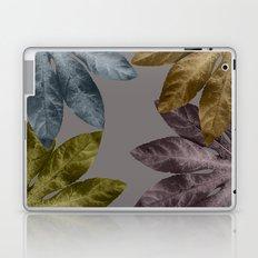 Vintage Leaf Design 1 Laptop & iPad Skin