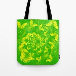 A flutter vortex of butterflies Tote Bag