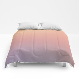 AFTER THOUGHTS - Minimal Plain Soft Mood Color Blend Prints Comforters