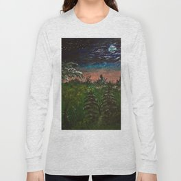 The Forest of Princess Piki Long Sleeve T-shirt
