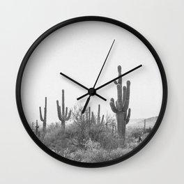 DESERT X / Scottsdale, Arizona Wall Clock