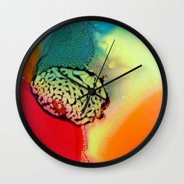 Summer mystery Wall Clock