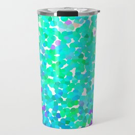 Color Dots Background G212 Travel Mug