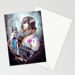 Bloodstained Miriam Stationery Cards