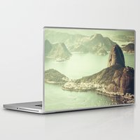 rio Laptop & iPad Skins featuring Rio by afzucatti