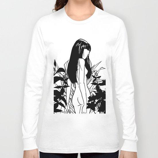 Wild nude Long Sleeve T-shirt