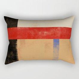 Color grid 2 Rectangular Pillow