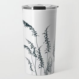 Wild grasses Travel Mug